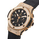 ウブロ ビッグバン エボリューション ゴールド ダイヤモンド 301.PX.1180.LR.1704【新品】 メンズ 腕時計 送料・代引手数料無料