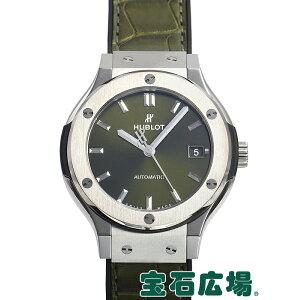 恒宝Classic Fusion Titanium Green 565.NX.8970.LR [New]中性手表免费送货