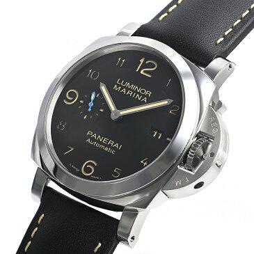 パネライ PANERAI ルミノール1950 マリーナ3デイズ オートマチック アッチャイオ PAM01359【中古】 メンズ 腕時計 送料・代引手数料無料