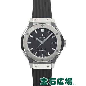 Hublot Classic Fusion Titanium 582.NX.1170.RX [New] Ladies Watch Free Shipping