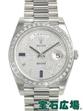 ロレックス ROLEX デイデイト40 228396TBR【新品】 メンズ 腕時計 送料・代引手数料無料