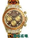 ロレックス ROLEX デイトナ レパード 116598SACO【中古】メンズ 腕時計 送料・代引手 ...