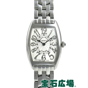 FRANCK MULLER TOWN CARBEX RELIEF 1752QZ RELIEF [New] Ladies Watch Free Shipping
