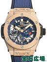 ウブロ HUBLOT ビッグバン メカー10 キングゴールド ブルー 414.OI.5123.RX【新品】メンズ 腕時計 送料・代引手数料無料