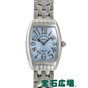 FRANCK MULLER TONOW CARBEX 1752QZ [New] Ladies Watch Free Shipping