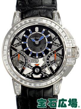 ハリー・ウィンストン HARRY WINSTON オーシャン バイレトログラード オートマティック42 世界限定20本 OCEABI42WW001【新品】 メンズ 腕時計 送料無料