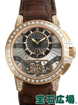 ハリー・ウィンストン HARRY WINSTON オーシャン ビッグデイト オートマティック 42mm 世界限定20本 OCEABD42RR002【新品】 メンズ 腕時計 送料・代引手数料無料