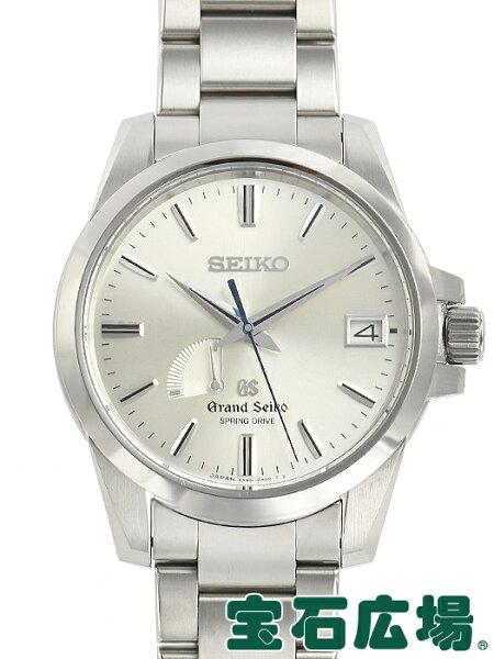 セイコーSEIKOグランドセイコーパワーリザーブSBGA0799R65-0BG0 中古 メンズ腕時計