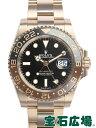 ロレックス ROLEX GMTマスターII 126715CHNR【中古】メンズ 腕時計 送料・代引手数料無料
