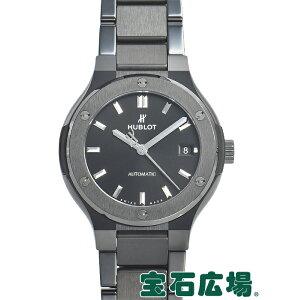 ウブロ HUBLOT クラシックフュージョン ブラックマジック 568.CM.1470.CM【新品】レディース 腕時計 送料無料