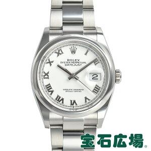 ロレックス ROLEX デイトジャスト36 126200【新品】メンズ 腕時計 送料無料