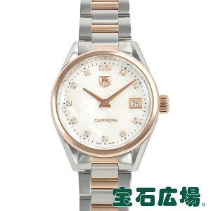 ساعة TAG HEUER Carrera WAR1352.BD0779 [مستعملة للساعات] شحن مجاني للسيدات