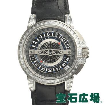 ハリー ウィンストン HARRY WINSTON オーシャンレトログラード オートマティック42 世界限定20本 OCEAHR42WW001【新品】メンズ 腕時計 送料無料