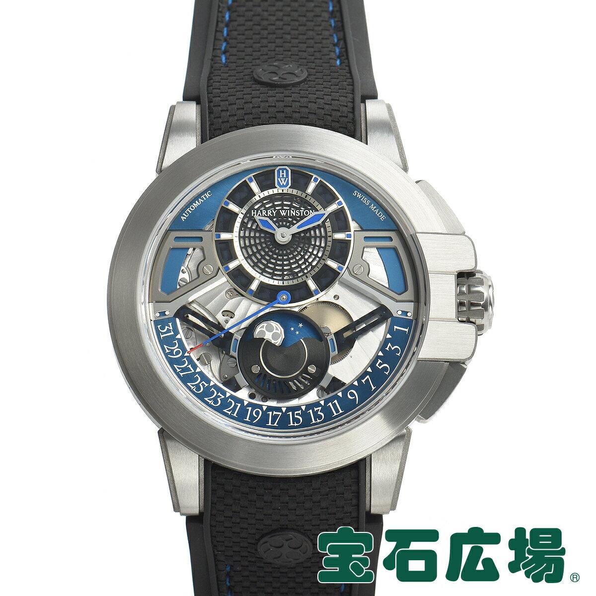 ハリー ウィンストン HARRY WINSTON プロジェクト Z13 限定300本 OCEAMP42ZZ001【新品】メンズ 腕時計 送料無料
