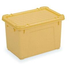 簡単で、手軽な白菜付けに欠かせない漬物樽。トンボ プラスチック角型つけもの容器24型 (押...