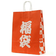自動手提袋 HZ 梅市松 福袋 25枚