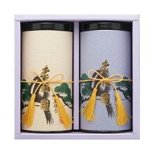 【神宮司庁御用達銘茶】【進物】煎茶詰め合わせ煎茶100g×2