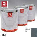 関西ペイント PG80 調色 ルノー KXB GRIS SONGE(M) 4kg(原液)