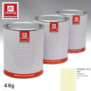 関西ペイント PG80 調色 ボルボ 430 WHITE(P) 原液カラーベ...