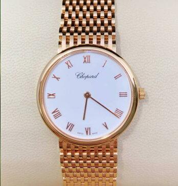 【新品】Chopard ショパール クラシック CLASSIC 119392-5001 18k ローズゴールド レディース 腕時計 watch【送料・代引手数料無料】