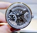 【新品】JACOB&CO ジェイコブ  ステンレススチール レディース 腕時計 WATCH BQ020.10.RT.OX.A SK4A【送料・代引手数料無料】