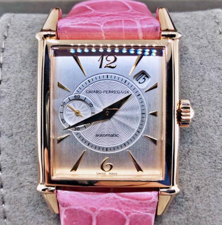 腕時計, レディース腕時計 GIRARD PERREGAUX 1945 25932-52-162-CK9A 18k watch