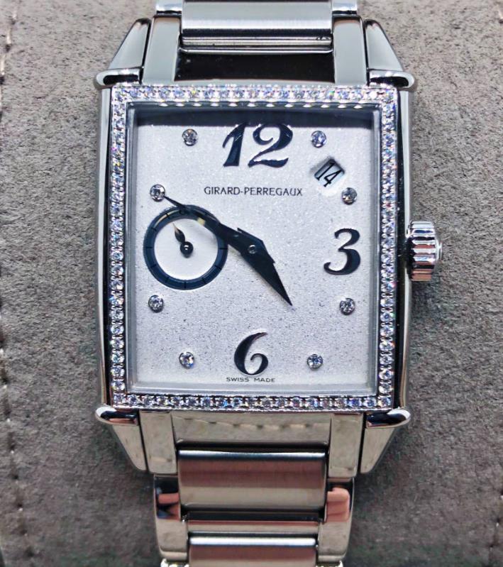 腕時計, 男女兼用腕時計 GIRARD PERREGAUX 1945 25932D-11A-761-11A watch