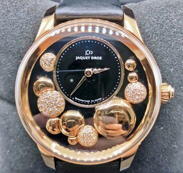 【新品】JAQUET DROZ ジャケドロー PETITE HEURE MINUTE MOTHER-OF-PEARL J005023521 メンズ 18kローズゴールド 腕時計 watch【送料・代引手数料無料】