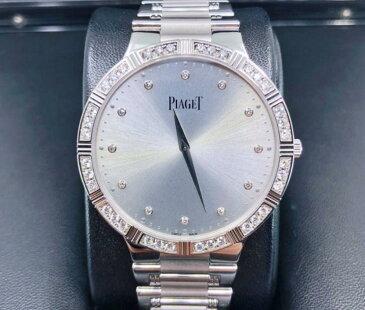 【新品】Piaget ピアジェ ダンサー G0A31046-0001 18k ホワイトゴールド レディース 腕時計 watch 【送料・代引手数料無料】