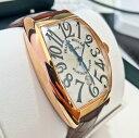 【新品】FRANCK MULLER フランクミュラー トノウカーベックスN 8880 SC DT 18kローズゴールド メンズ 腕時計 watch 【送料・代引手数料無料】 3