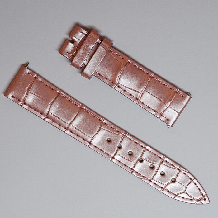 【新品】FRANCK MULLER フランクミュラー 2852用 純正替えベルト(ピンク):宝蔵株式会社
