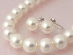最高の真珠を最高の状態でお使いいただけます♪花珠ネックレスに何とパールキーパーと真珠てり...
