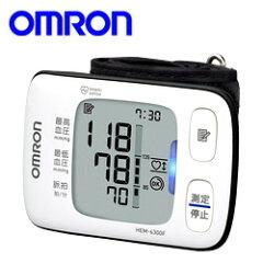 世界最薄・最軽量、血圧の変化がひと目でわかる。【新品・正規品】【送料無料】オムロン手首式...