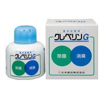 【ノロウイルス対策】クレベリンG 150g 新型インフルエンザ対策に☆ 大幸薬品【O?111】…