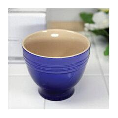 (正規日本仕様) ル・クルーゼ デザートカップ (コバルトブルー) ルクルーゼ