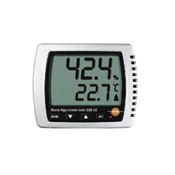 卓上式温湿度計(アラーム無)Testo-608H1
