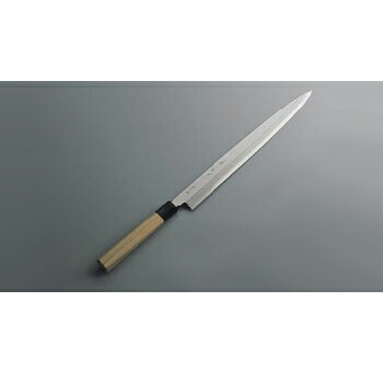 柳刃庖丁銀三鋼兼松作27cm