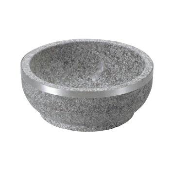石焼ビビンバ (補強上リング付) 長水遠赤 15cm