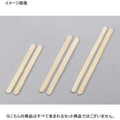 木製アイス棒 114mm (100本入)