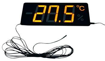 薄型温度表示器メンブレンサーモTP−300TB−10