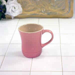 ル・クルーゼジャポン安心の正規品ル・クルーゼ(Le Creuset)マグカップ (S) ローズクオーツ...