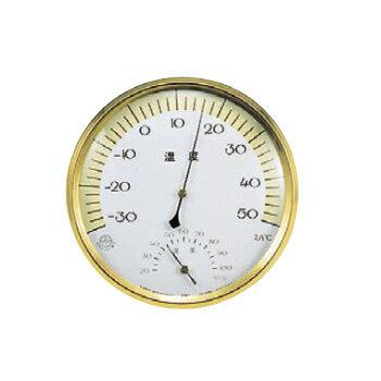 温湿度計ハーモニー(φ150)
