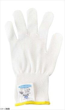 耐切創ポーラベアライト ウェイト手袋 S 1双 ホワイト 74-045