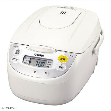 欠品中です。>タイガー マイコン炊飯ジャー(5.5合炊き) ホワイトTIGER JBH-G101-W