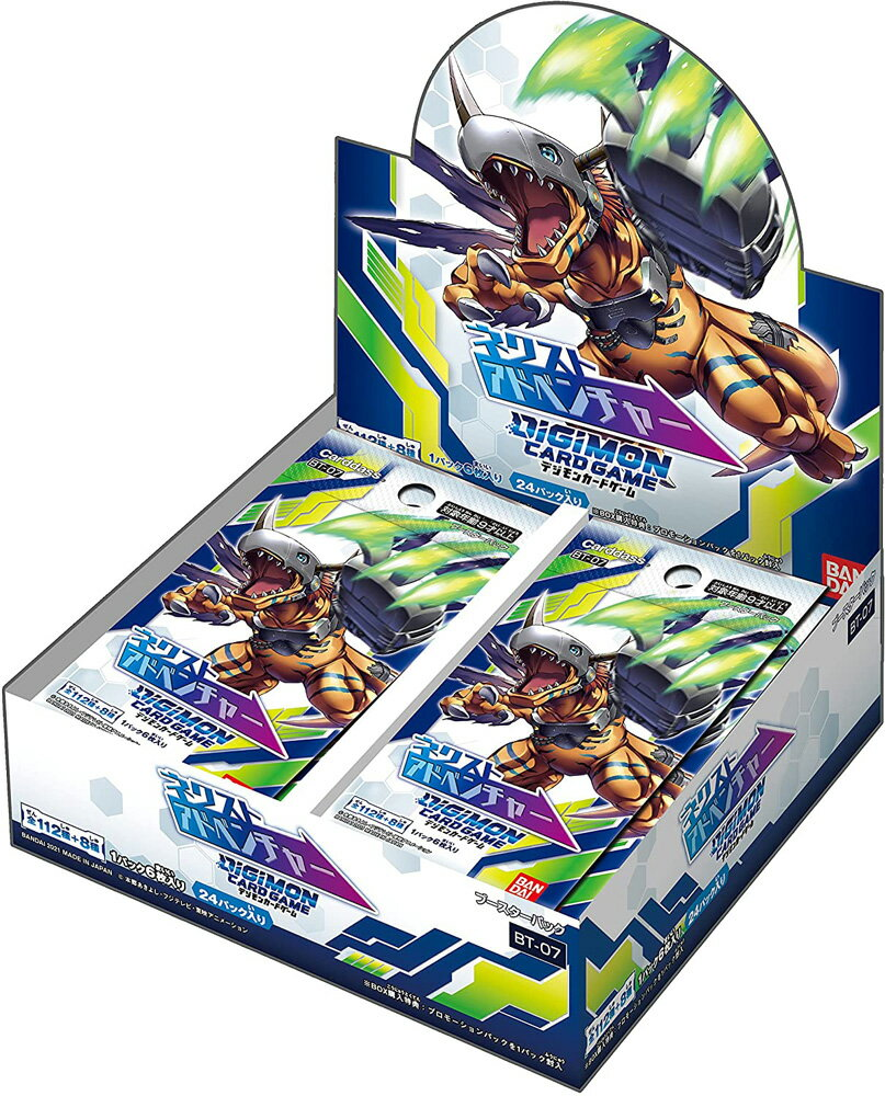 トレーディングカード・テレカ, トレーディングカードゲーム  (BANDAI) BT-07 BOX