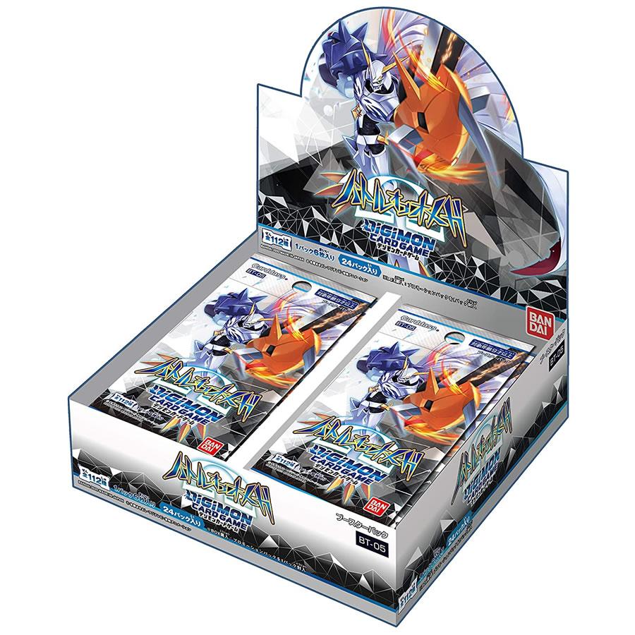 トレーディングカード・テレカ, トレーディングカードゲーム  BT-05 BOX BANDAI