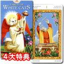 【猫好きに贈る猫づくしタロット!】ホワイトキャッツ・タロット