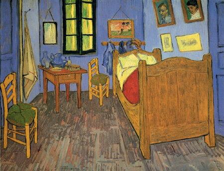 【原画の美しさを完全再現】ゴッホ 「ゴッホの寝室」