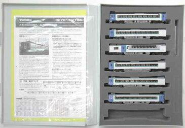 【中古】Nゲージ/TOMIX 92781 JR キハ183-2550系特急ディーゼルカー(HET)6両基本セット 2006年ロット【A'】予備車両収納部ウレタン抜き取り済