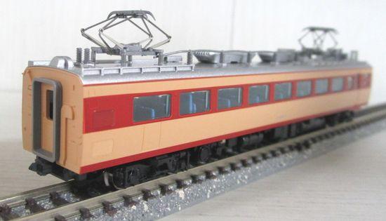 鉄道模型, 電車 NTOMIX 98993(2) 484-7(T)485-7 (485())A KATO